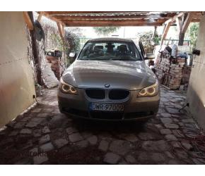 BMW e60 z Salonu Polskiego, prywatny właściciel 3.0 Benzyna +LPG