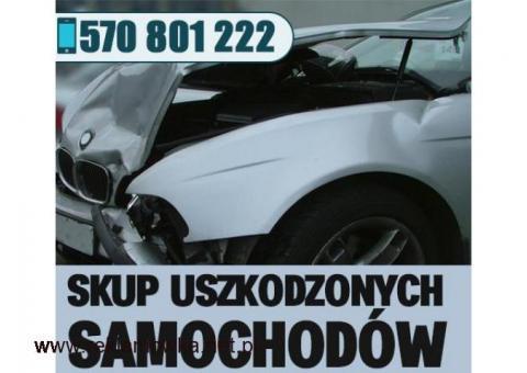 Skup Aut / Samochodów Uszkodzonych , Po Wypadku