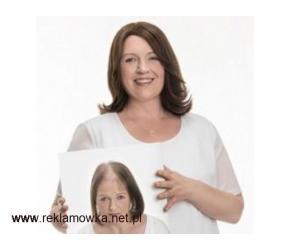Retusz ubytków włosów