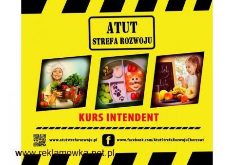 """Kurs """" intendenta"""" w ATUT Strefa Rozwoju Chorzów !"""