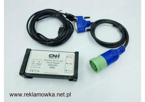 CNH NEW HOLLAND CASE interfejs komputer tester
