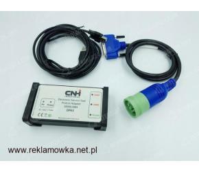 CNH NEW HOLLAND CASE interfejs komputer tester