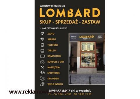 Uczciwa wycena ZŁOTA i SREBRA (Wrocław Ruska 38)