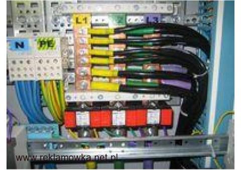 Profesjonalne usługi elektryczne - Łódź