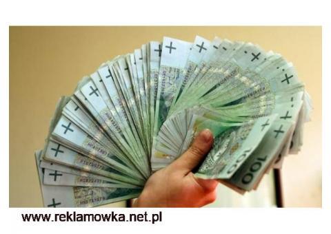 Szybko i łatwo zarabiane pieniądze !