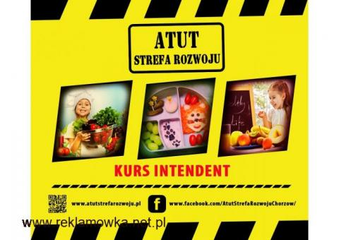 Trwają zapisy na kurs INTENDENT w ATUT Strefa Rozwoju w Chorzowie !