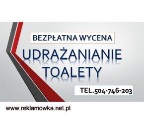 Przepychanie, Toalety, WC, cena, tel. 504-746-203. Odblokowanie odpływu
