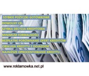 PROMOCYJNE POŻYCZKI NAJTAŃSZE KREDYTY BANKOWE BANK BIAŁYSTOK WARSZAWSKA 72