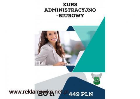 Kurs administracyjno-biurowy