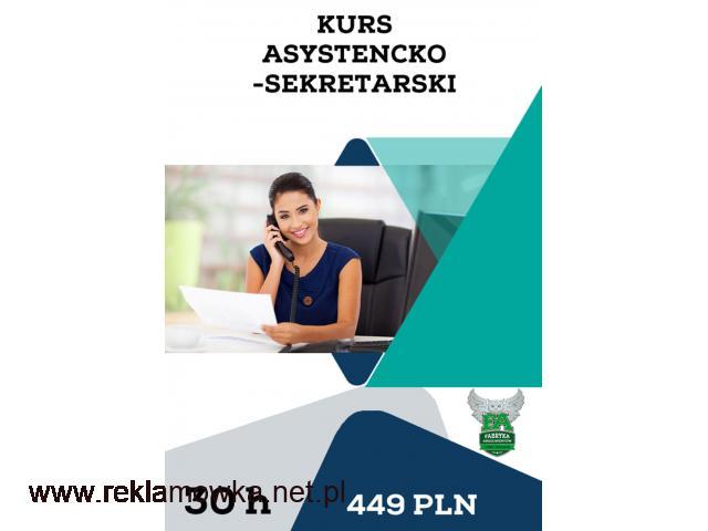 Kurs asystencko-sekretarski - 1/1