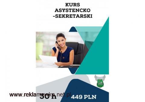Kurs asystencko-sekretarski