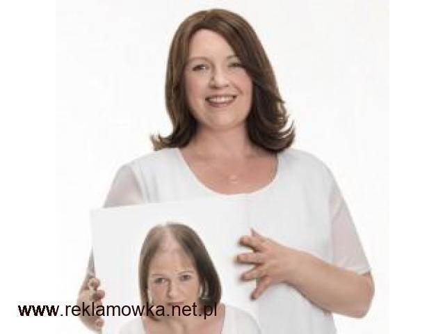 PERUKI NATURALNE - SYSTEMOWE peruki z prawdziwych włosów tupety - 2/2
