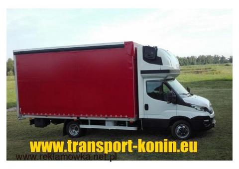 Transport-Spedycja Konin tel. 667549989