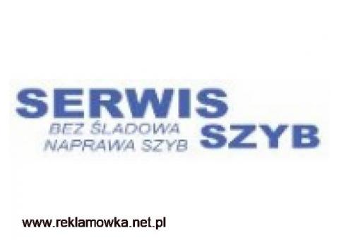 Klejenie szyb samochodowych z dojazdem - Poznań