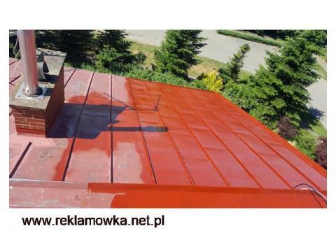 Malowanie dachów lubuskie