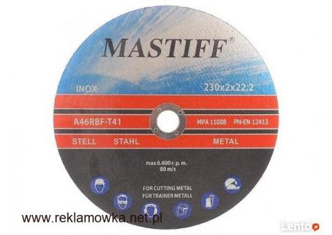 Tarcze do cięcia metalu 230/2mm