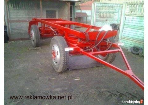 Przyczepy rolnicze-ramy