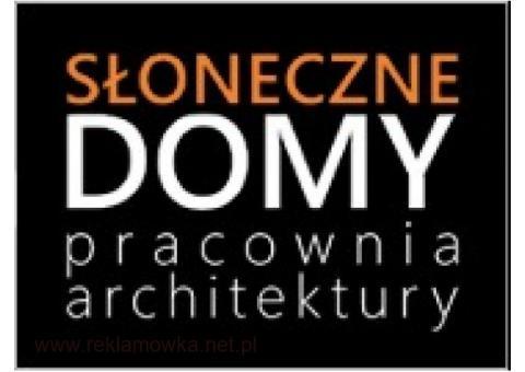 Projekty domów jednorodzinnych - www.slonecznedomy.pl