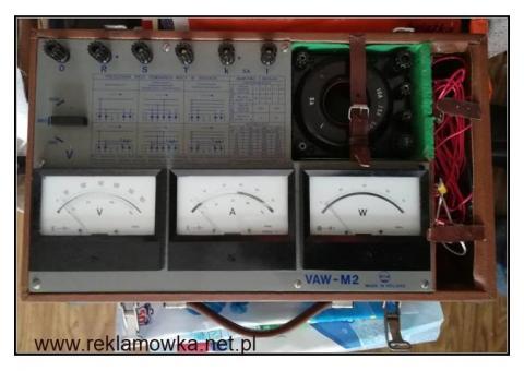 Walizka monterska VAW-M2 Made in Poland - ETA