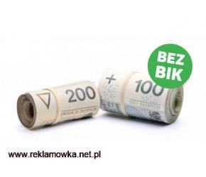 NOWOŚĆ- Pierwsza Pożyczka za Darmo !