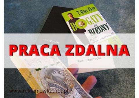 Praca Zdalna/W domu/Dodatkowa