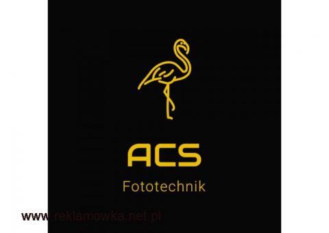 SERWIS APARATU FOTOGRAFICZNEGO WARSZAWA ACS Fototechnik serwis