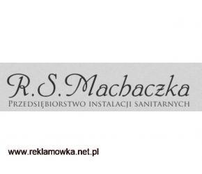 Oferta Przedsiębiorstwa Instalacji Sanitarnych R.S. Machaczka Stanisław
