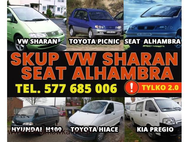 KUPIĘ PILNIE VW SHARAN SEAT ALHAMBRA 2.0 B i B/G I INNE - 1/1