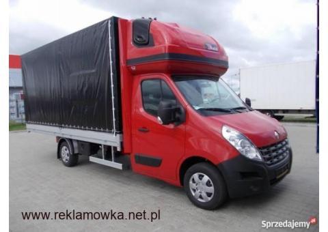 Transport rzeczy przeprowadzki Belgia-Holandia-Niemcy-Polska