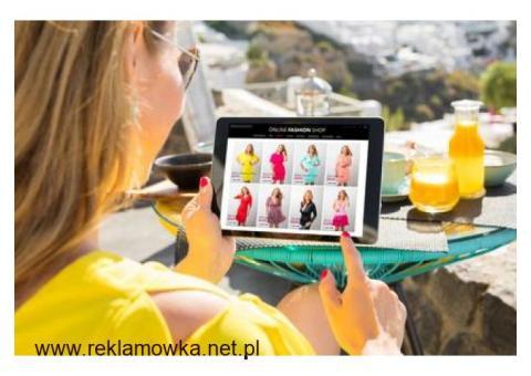Analiza dla e-commerce (sklepy internetowe)