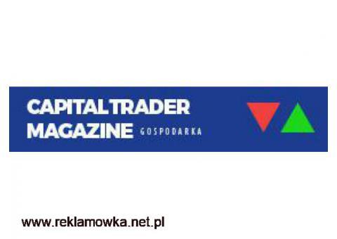 Poszukiwani do współpracy - Capital Trader Magazine