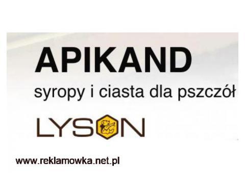 Apikand - syrop i ciasta dla pszczół