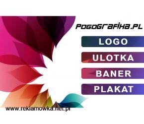 Projekt logo/wizytówki/ulotki/baneru/plakatu/strona internetowa/www - 1/1