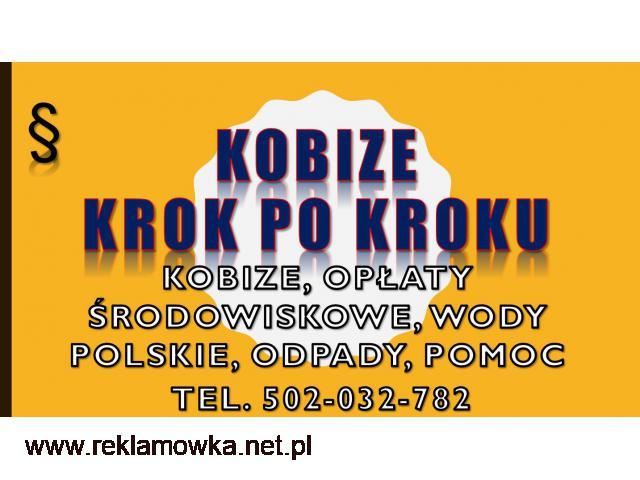 Szkolenia u klienta z Kobize, obowiązków ochrony środowiska, program, terminy - 1/2