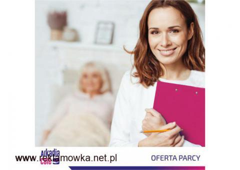 Praca dla opiekunki w Niemczech