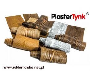 PlasterTynk ELASTYCZNA deska elewacyjna - nie pęka przed i po montażu