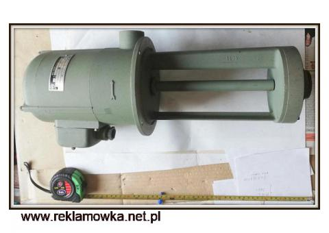 Pompa MEZ BRNO Czechoslovakia 3~ TYP 2COA 10-27 PO    ; 60Hz ; 100l/min ;; 40kPa