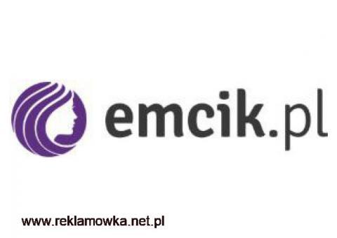 Emcik.pl - kosmetyki do włosów, lakiery hybrydowe