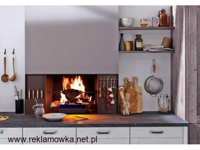 Kuchnie węglowe, na drewno, pellety, piecyki, kominki. - 2/2