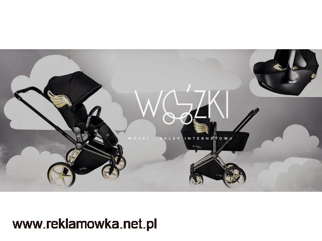 Wózki i foteliki dla dzieci
