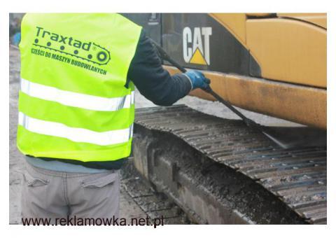 Używane maszyny budowlane Traxtad