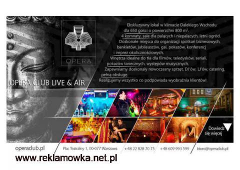 Opera Club Live & Air