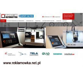 FREZARKA SZKOLENIOWA TOCK VMC-2000 KOMPLETNE PRACOWNIE CNC TOCK-AUTOMATYKA - 1/1