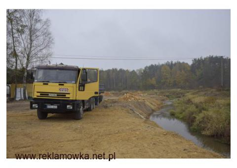 Pospółka na drogi palce pod kostkę utwardzenie terenu