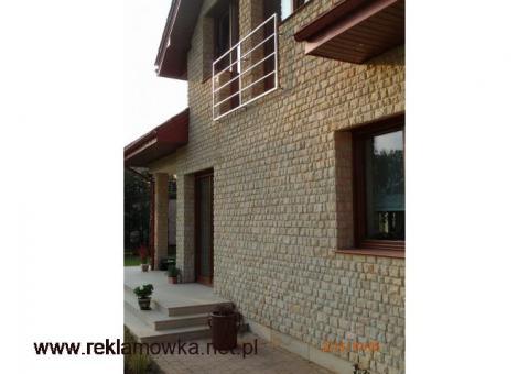 Kamień elewacyjny rustykalny stara cegła prowansalski