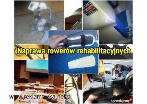 Serwis Naprawa rowerów stacjonarnych,treningowych,orbitreków Warszawa Całe Mazowieckie