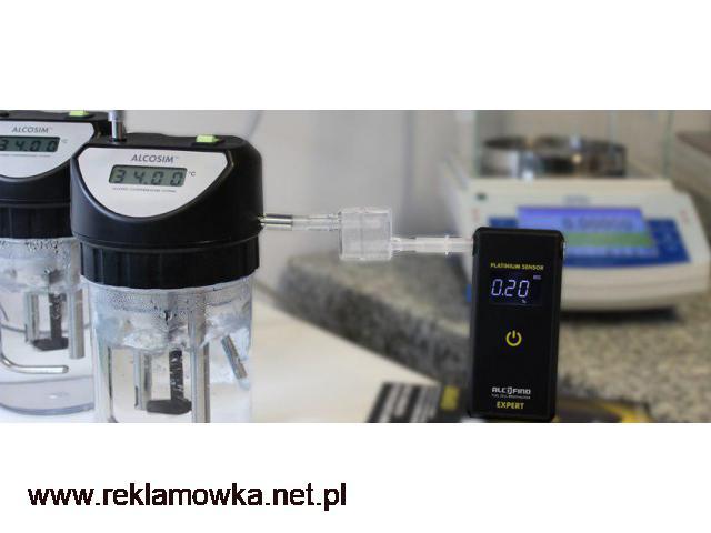 Adiustacja ze Świadectwem Wzorcowania Alcofind PRO X5 - 1/1