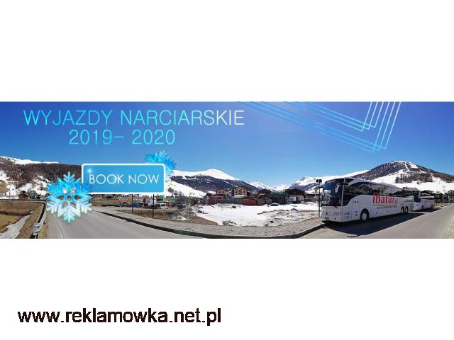 Wynajem autokarów klasy lux Ibatur na narty/ wyjazdy narciarskie / snowboardowe - 1/1