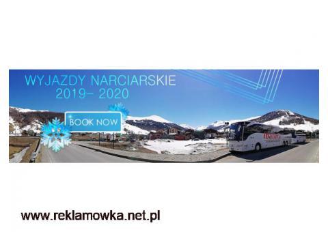Wynajem autokarów klasy lux Ibatur na narty/ wyjazdy narciarskie / snowboardowe