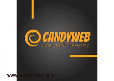 Candyweb Agencja interaktywna - strony internetowe